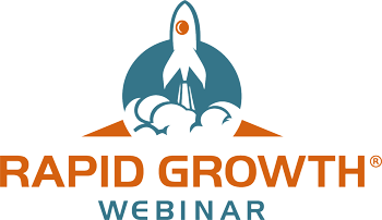 Rapid Growth Webinar Logo