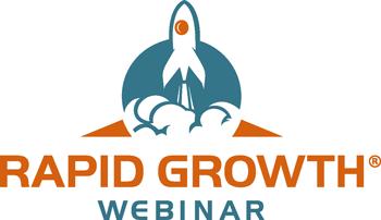 Rapid Growth Webinar Logo