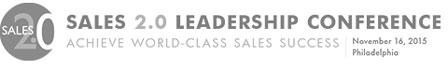 Sales 2.0 Leadership Conference